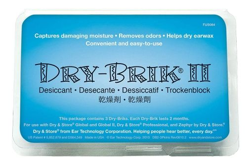 DryBrick II for Zephyr - 3 pcs