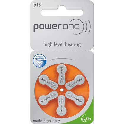 Battery 13 PowerOne MF (60 pcs pack)(price in store is for 1 battery)