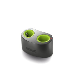 Phonak mini charger RIC incl EU power supply